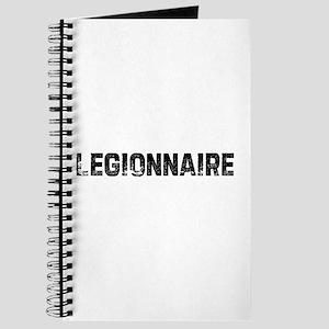 Legionnaire Journal