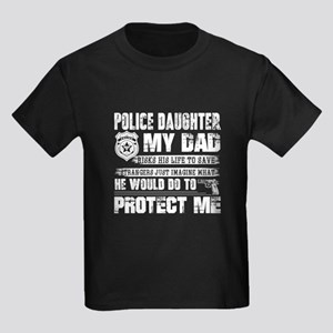 Police Daughter Shirt T-Shirt