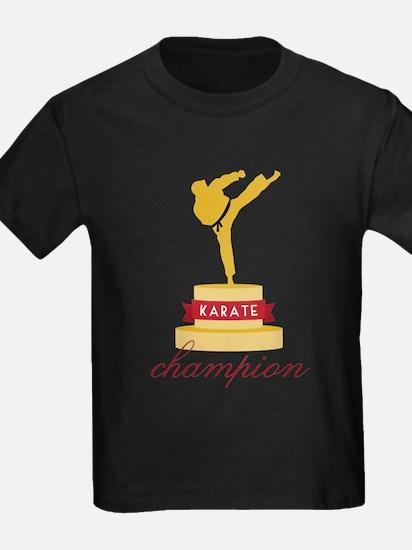 Karate Trophy T-Shirt