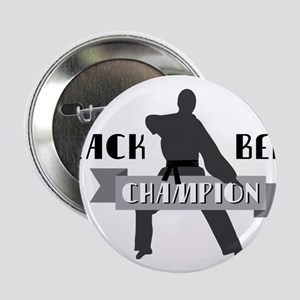 "Karate Champion Decal 2.25"" Button"