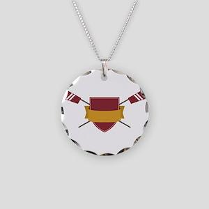 Crew Shield Necklace