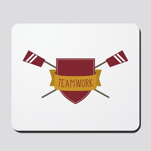 Crew Shield Mousepad