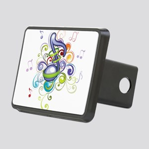 Music in the air Hitch Cover