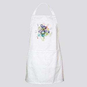 Music in the air Apron
