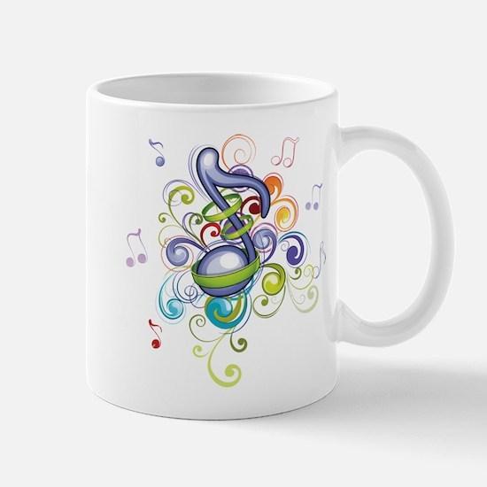Music in the air Mugs