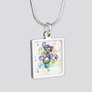Music In The Air Necklaces