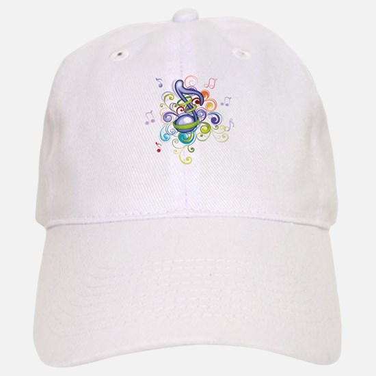 Music in the air Baseball Baseball Baseball Cap