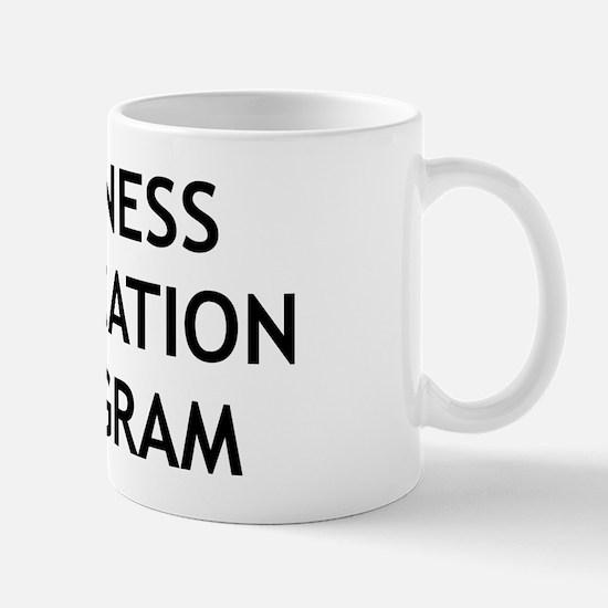Unique Witness protection program Mug