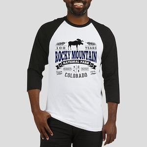 Rocky Mountain Vintage Baseball Jersey