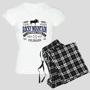 Rocky Mountain Vintage Women's Light Pajamas