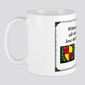 (No Fear - Churchill - A) Mug