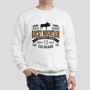 Rocky Mountain Vintage Sweatshirt