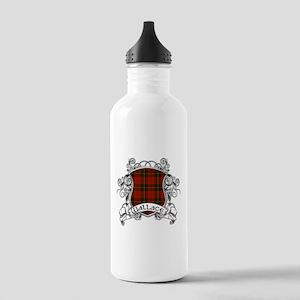 Wallace Tartan Shield Stainless Water Bottle 1.0L