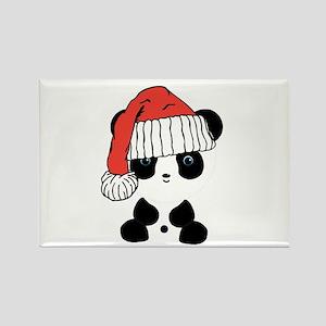 Santa Panda Bear Magnets