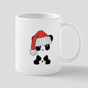 Santa Panda Bear Mugs
