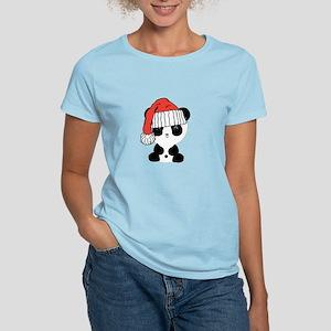 Santa Panda Bear T-Shirt