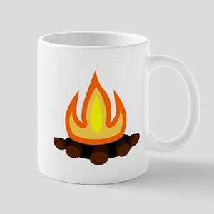 Camp Fire Mugs