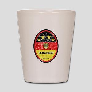 WORLD CUP FOOTBALL 2014 - GERMANY Shot Glass