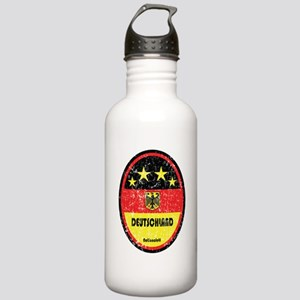 WORLD CUP FOOTBALL 201 Stainless Water Bottle 1.0L
