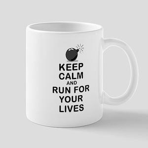 Not to Worry Mugs
