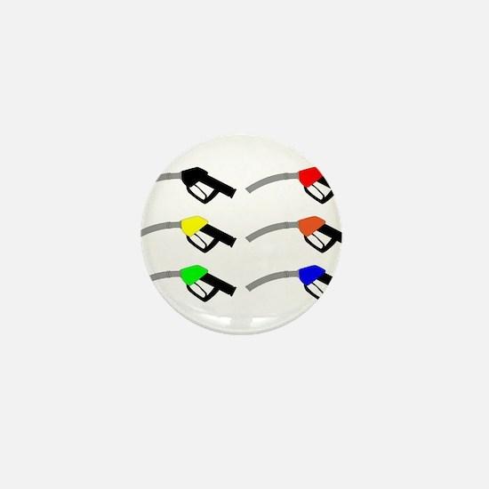 Petrol Pump Icons Mini Button