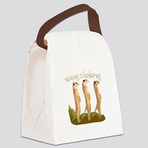 Seeing Is Believing Canvas Lunch Bag