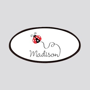 Ladybug Madison Patches