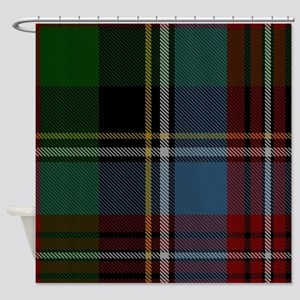 Tilley Tartan Shower Curtain