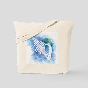 giant sea shell Tote Bag