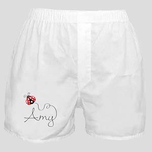 Ladybug Amy Boxer Shorts