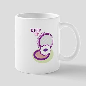 Keep It Powder Fresh Mugs