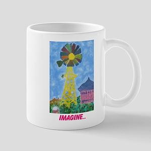 Vivid Imagination Mugs
