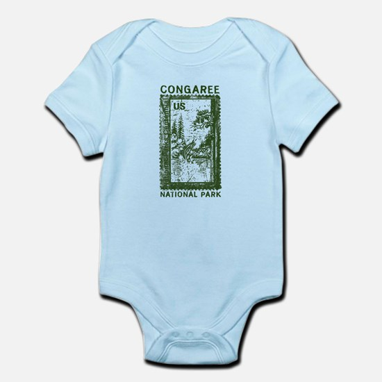 Congaree National Park Body Suit