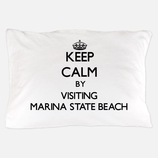 Funny Marina california Pillow Case