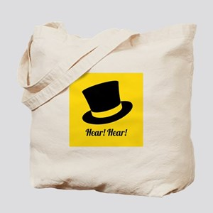 Hear!Hear! Tote Bag
