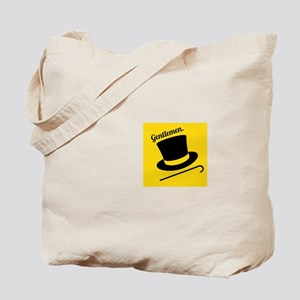Genlleman Tote Bag