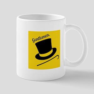 Genlleman Mugs