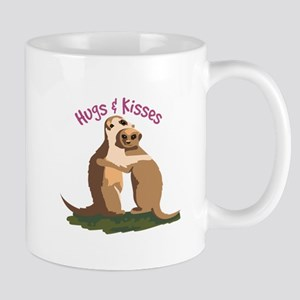 Hugs & Kisses Mugs