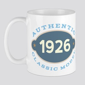 1926 Birth Year Birthday Mug