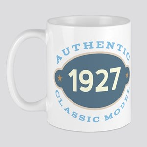 1927 Birth Year Birthday Mug