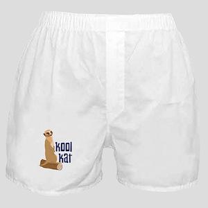 Kool Kat Boxer Shorts