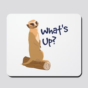 What's Up? Mousepad