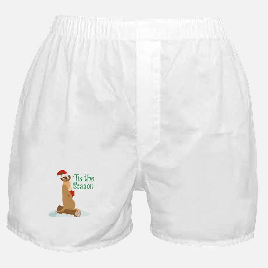 Tis The Season Boxer Shorts