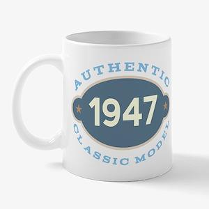 1947 Birth Year Birthday Mug