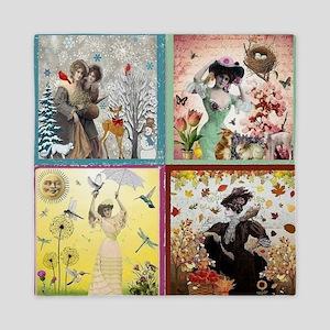Four Seasons Queen Duvet