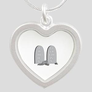 10 Commandments Necklaces