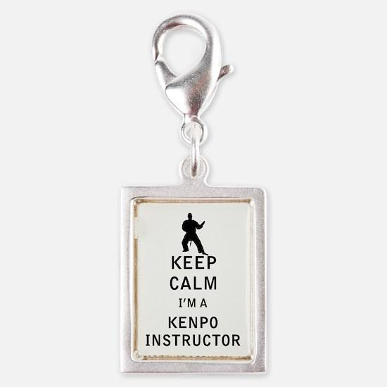 Keep Calm I'm a Kenpo Instructor Charms
