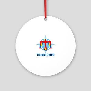 Thunderbird Ornament (Round)
