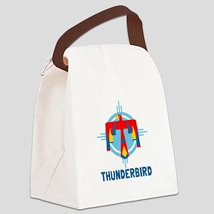 Thunderbird Canvas Lunch Bag