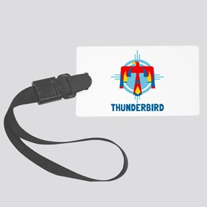 Thunderbird Luggage Tag